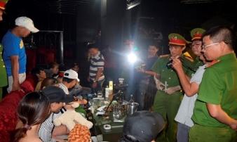 50 người dương tính với ma túy trong quán bar