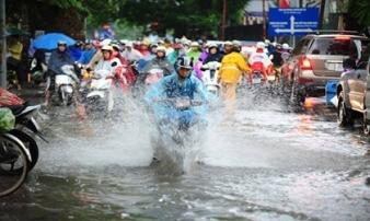 Tin mới thời tiết 14/6: Bắc Bộ mưa dông diện rộng, biển Đông xuất hiện áp thấp nhiệt đới