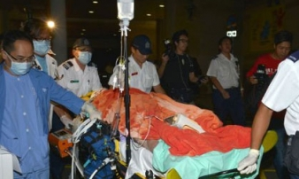 Rùng rợn cái chết được báo trước của tỷ phú Hồng Kông trong đúng ngày sinh nhật