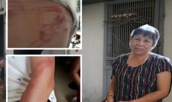Vụ bố dùng tuýp sắt đánh con 'như kẻ thù': Người mẹ lên tiếng