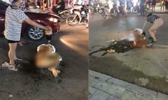 Khởi tố vụ cô gái Thanh Hóa bị lột đồ, đổ mắm và ớt lên người