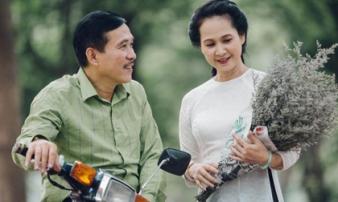 NSND Lan Hương và chuyện tình 40 năm với người đàn ông chưa bao giờ nói 'Anh yêu em'