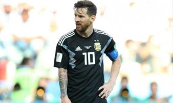 Argentina - Croatia: Messi lâm nguy, Modric & Rakitic bủa vây trừng phạt