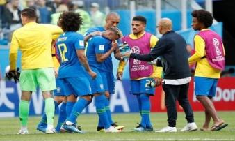 Những khoảnh khắc cảm động cùng World Cup 2018