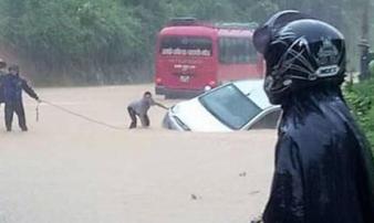 Tin mới thời tiết 25/6: Miền Bắc mưa rất lớn, lũ quét có ập xuống hàng loạt tỉnh