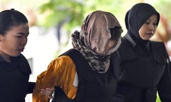 Tòa án Malaysia chuẩn bị tuyên án Đoàn Thị Hương