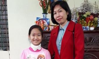 Mẹ của cô bé 12 tuổi hiến giác mạc khi qua đời: 'Mong muốn giác mạc sẽ được hiến cho 2 em bé, để nhận các bé làm con nuôi'