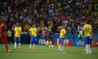 Bỉ loại Brazil chấn động World Cup: De Bruyne dọa Pháp, Tite để ngỏ việc từ chức