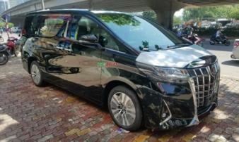 MPV hạng sang Toyota Alphard 2018 về Việt Nam giá từ 6,3 tỷ đồng