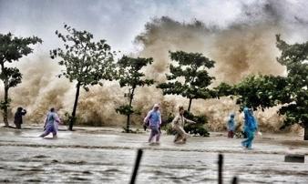 Từ giờ đến cuối năm 2018, bao nhiêu cơn bão đổ bộ đất liền?