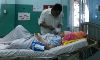 Cô gái bị bắn tại phòng trọ ở Sài Gòn: 'Tôi đã quỳ lạy xin tha mạng nhưng không được'