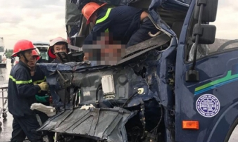 Ám ảnh: Chiếc xe bị vò nát sau vụ tai nạn 3 người thương vong
