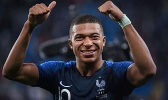"""""""Siêu thần đồng"""" Mbappe mơ vô địch World Cup: Sẽ vĩ đại hơn Pele, Ronaldo, Messi?"""