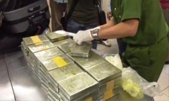 Triệt phá đường dây gần 200 bánh heroin