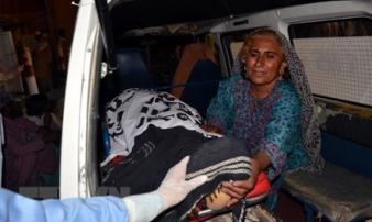 IS thừa nhận đánh bom kinh hoàng tại Pakistan khiến 128 người tử vong