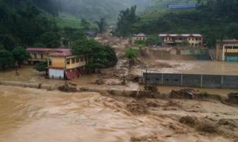 Tin mới thời tiết 14/7: Mưa dông trên cả nước, cảnh báo lũ quét ở Yên Bái, Hòa Bình