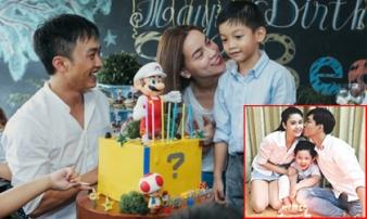 Hà Hồ - Cường Đô la, Tim - Trương Quỳnh Anh: Vì con, ly hôn vẫn ngủ chung giường, sống chung nhà