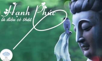 Bốn chân lý về hạnh phúc thực sự đức Phật đã dạy