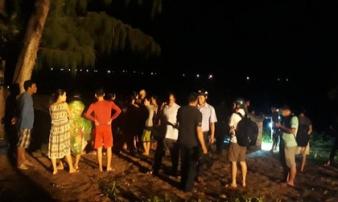 Bình Định: Tắm biển, 3 thanh niên chết và mất tích