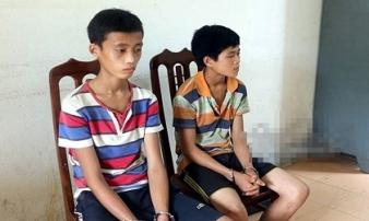 Bàng hoàng trước sự manh động của 2 nghi phạm 15 tuổi giết chủ tạp hóa ở Hà Giang