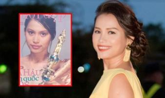 Hoa hậu Ngọc Khánh, 20 năm sau đăng quang nhan sắc vẫn ở đỉnh cao