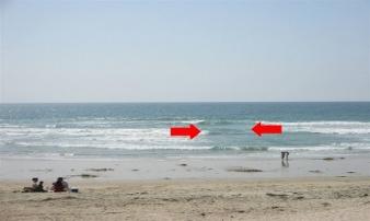 Khi đi biển thấy dấu hiệu này cần chạy ngay đi trước khi quá muộn