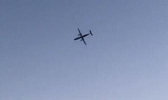 Máy bay chở khách 76 chỗ bị cướp, 2 máy bay chiến đấu truy đuổi