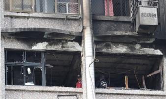 Cháy bệnh viện Đài Loan, 9 người chết, 15 người bị thương