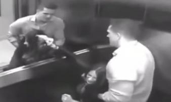 Chồng đánh đập vợ trong thang máy đến chết, vứt xác từ tầng 5 để tạo hiện trường giả