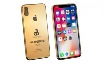 NÓNG: iPhone XS vàng ròng giá suýt 3 tỷ đồng cho giới siêu giàu