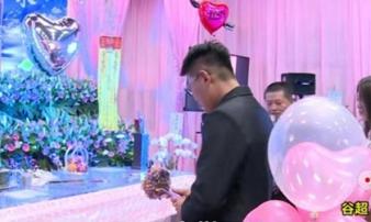 Cô dâu mang thai 5 tháng đột ngột qua đời, chú rể vẫn quyết đính hôn ngay tại đám tang