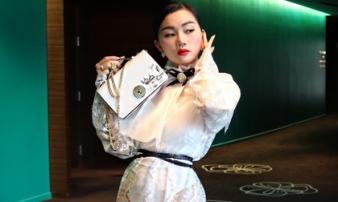Thời trang Handmade đậm chất nghệ thuật từ thương hiệu Iroma và Angel Phạm