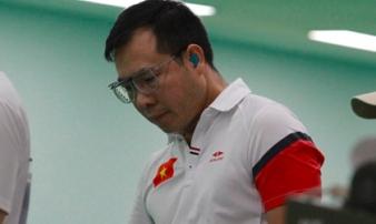 Chấn động: Nhà vô địch Olympic Hoàng Xuân Vinh thua ở vòng loại ASIAD