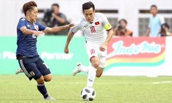 U23 Việt Nam và đầy đủ 15 anh hào tiến vào vòng 1/8 ASIAD là những ai?