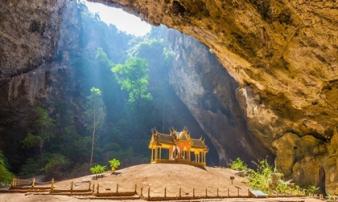 Cung điện vàng ròng - điểm du lịch mới cho những ai muốn quay lại Thái Lan
