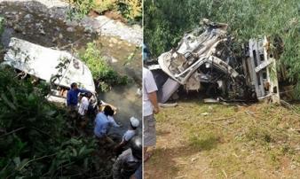 Khởi tố vụ tai nạn thảm khốc làm 13 người thiệt mạng tại Lai Châu