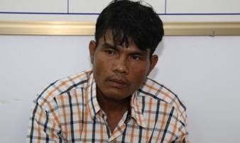 Bắt nghi phạm sát hại người phụ nữ độc thân rồi ném vào thùng nước