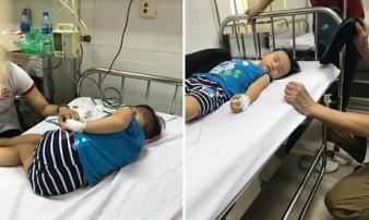 Để mặc con khóc mà không dỗ, bố Hà Nội ân hận tột cùng vì tưởng suýt mất con