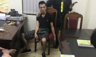 Chân tướng những kẻ mang ''hàng nóng'' cướp hiệu vàng tại Sơn La