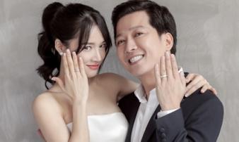 Nhã Phương - Trường Giang tung toàn bộ ảnh cưới tuyệt đẹp