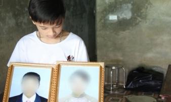 Tang thương bao chùm nơi quê nhà đôi vợ chồng tử nạn trong vụ cháy ở Đê La Thành