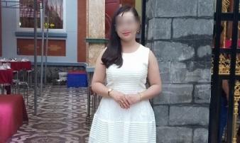 Vụ nữ cán bộ xã 22 tuổi mất liên lạc bí ẩn: 'Có người bảo nhìn thấy vợ tôi bị 1 người nhỏ tuổi hơn dắt đi'