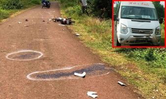 Nghi vấn TNGT hay dùng xe giết người ở Gia Lai: Khởi tố vụ án, khởi tố bị can