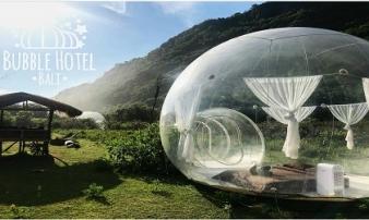 Khách sạn bong bóng: Điểm nghỉ dưỡng cực lãng mạn cho các cặp đôi