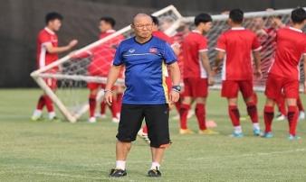 HLV Park Hang Seo đau đầu chốt danh sách tuyển Việt Nam