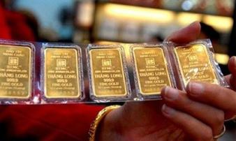 Giá vàng hôm nay 10/10: USD dựng ngược, vàng không lối thoát