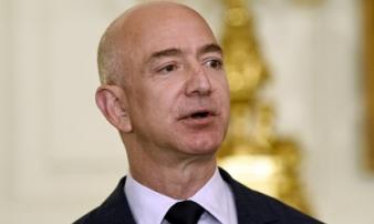 Người giàu nhất thế giới vừa mất 9,1 tỷ USD sau một đêm