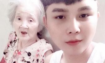 Cháu trai của bà cụ 90 tuổi 'xì tin nhất Việt Nam' đột ngột qua đời khiến MXH xót xa