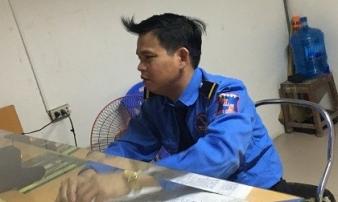 Lời kể kinh hoàng của nhân chứng vụ nghi chồng nổ súng bắn vợ ở Hà Nội