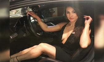 Mẫu nữ xinh đẹp tử vong vì bị bắn trúng cổ khi đang lái xe